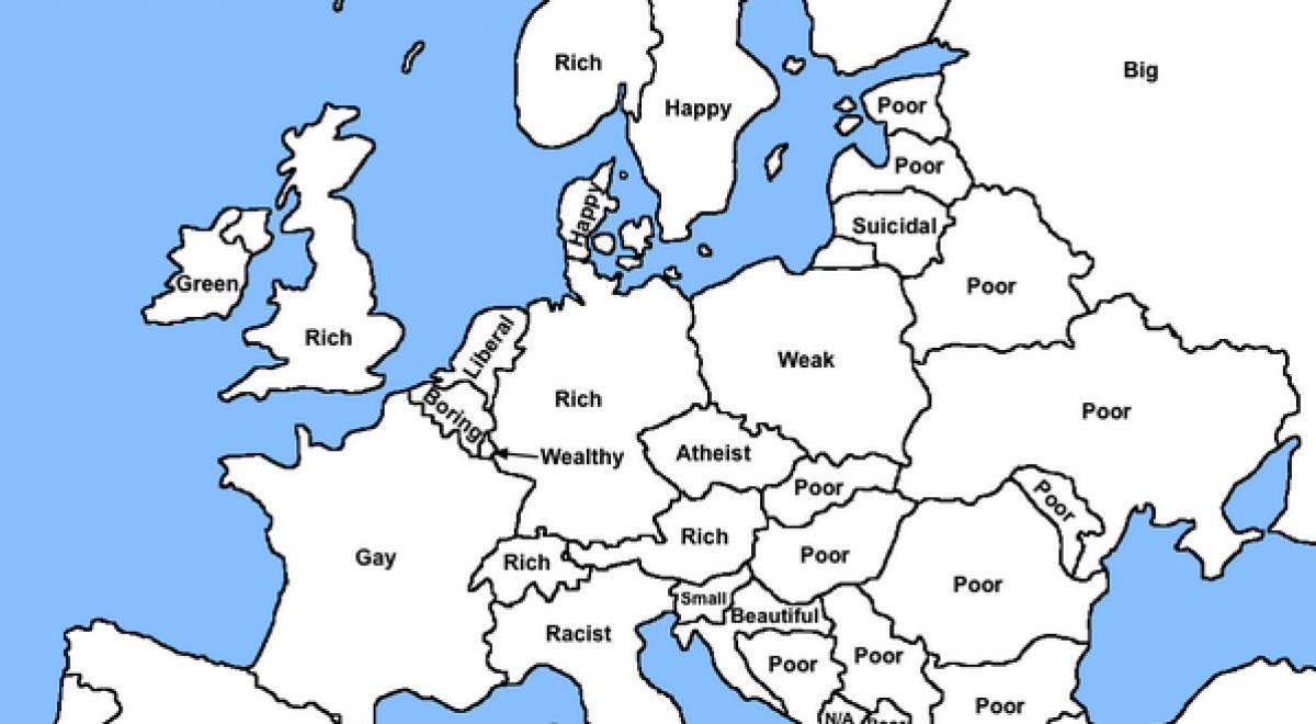 Foto Take So Evropske Drzave Ce Vprasate Google Hudo Slovenija