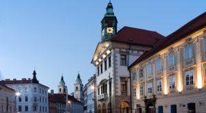 Ljubljana, Slovenia, Europe, Image: 147168172, License: Rights-managed, Restrictions: , Model Release: no, Credit line: Profimedia, robertharding