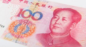 100 'one hundred' chinese renminbi yuan note currency, Image: 159507520, License: Rights-managed, Restrictions: , Model Release: no, Credit line: Profimedia, Alamy