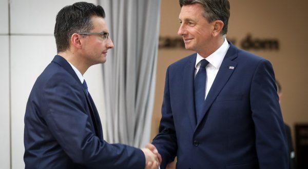 volitve Šarec vs. Pahor