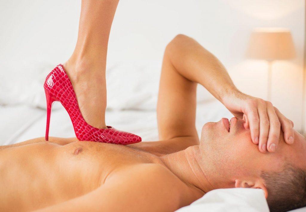 masažo erekcija