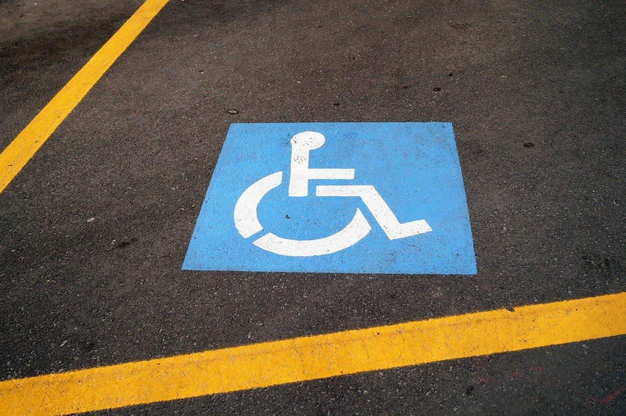 parkirišča za invalide