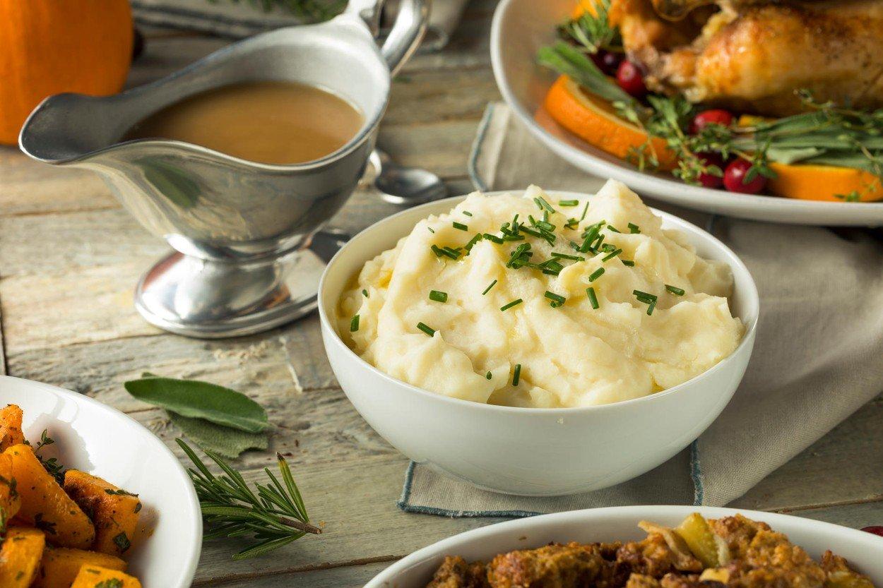 recept za najboljši pire krompir