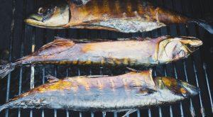 pečenje rib na žaru