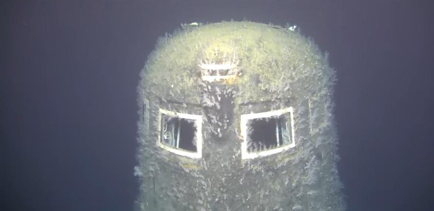 Jedrska podmornica nekdanje Sovjetske zveze