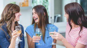 druženje s prijateljicami zdravje