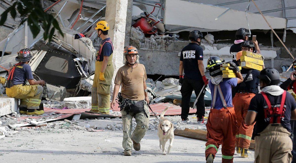 filipini potres