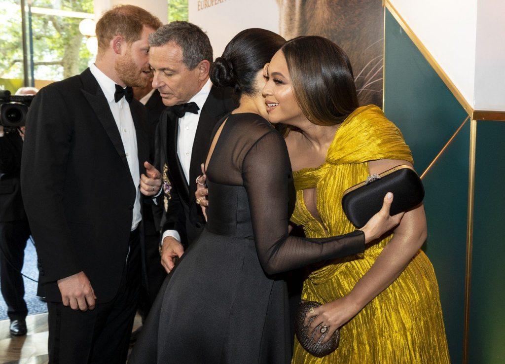 starševski nasvet Beyonce meghan in harryju 1