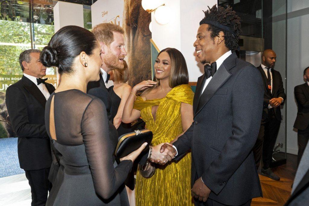 starševski nasvet Beyonce meghan in harryju 4