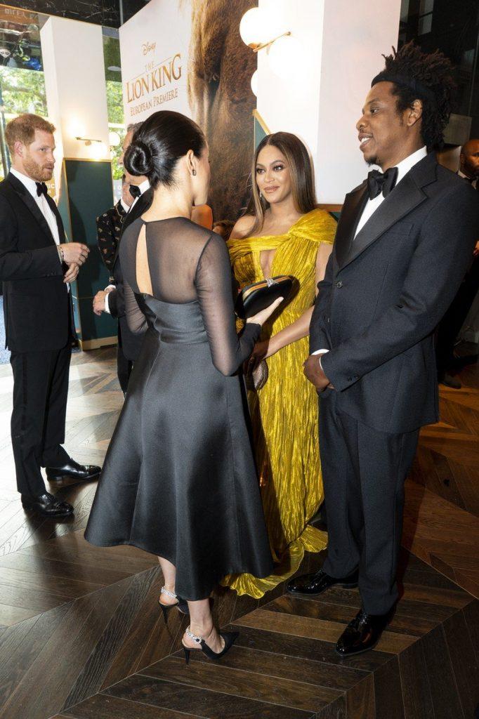 starševski nasvet Beyonce meghan in harryju 8