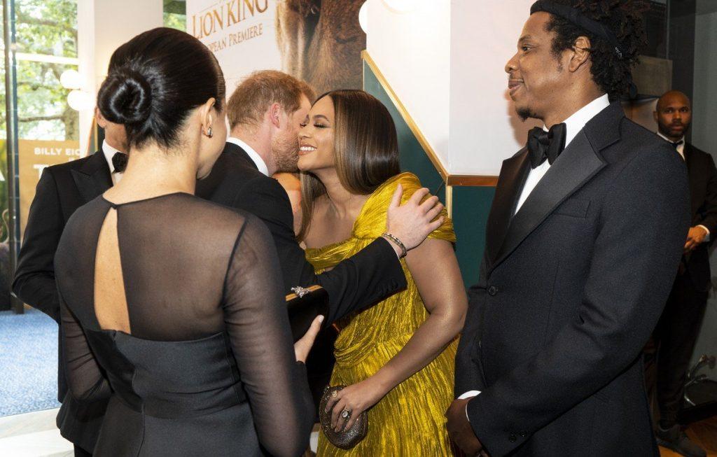 starševski nasvet Beyonce meghan in harryju 9