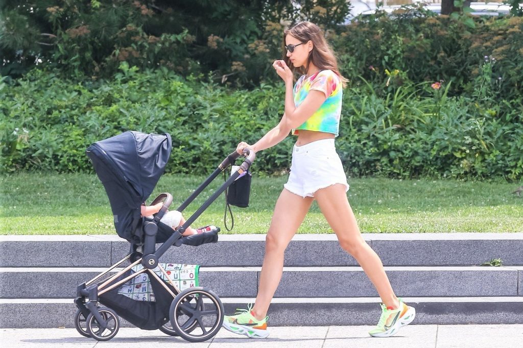 Irina Shayk ima novega 5