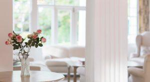 rože v stanovanju