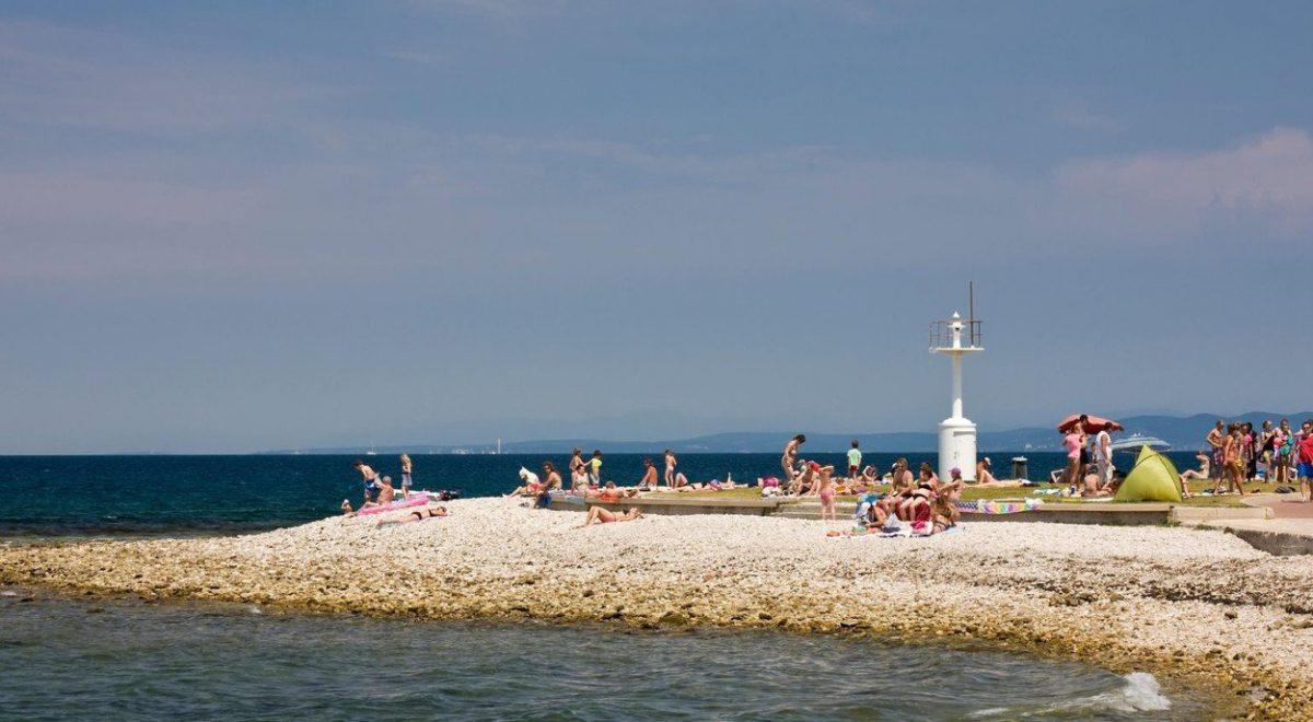 izolska plaža