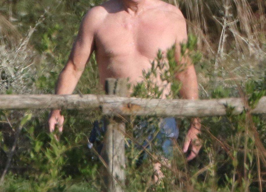 Richard Gere plaža