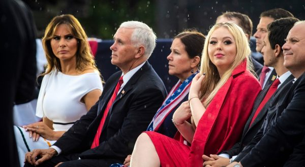 hčerka Donalda Trumpa Tiffany Trump