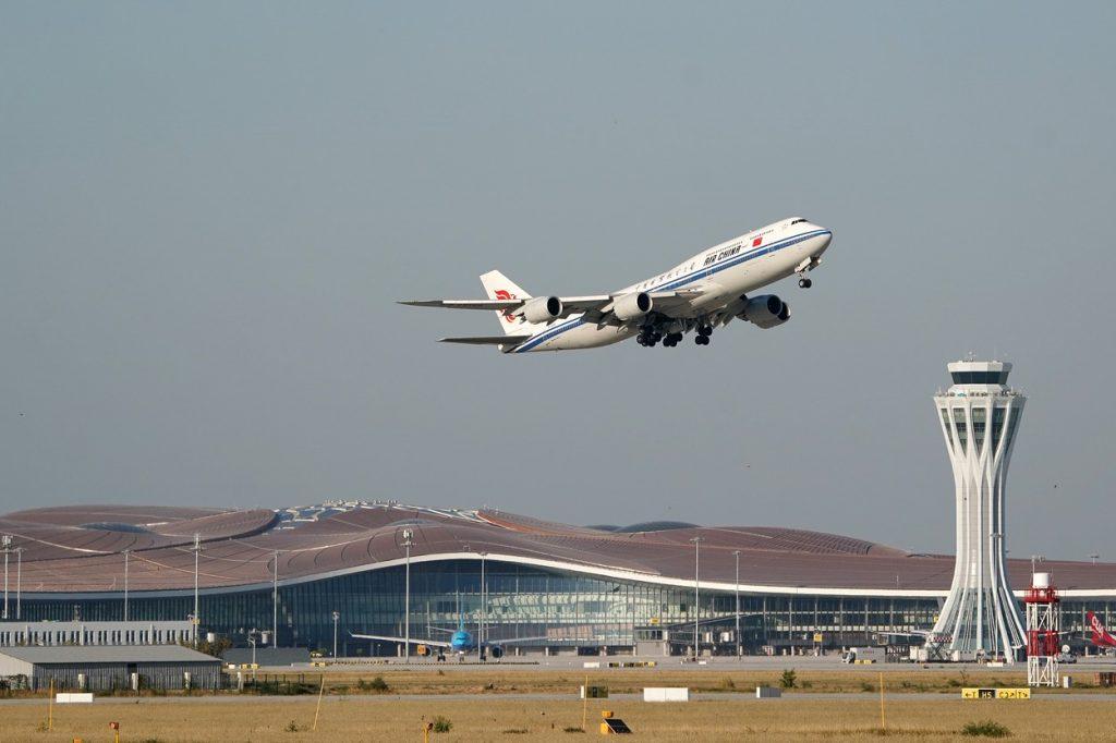 letališče Daxing v pekingu