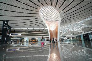letališče Daxing v pekingu 1