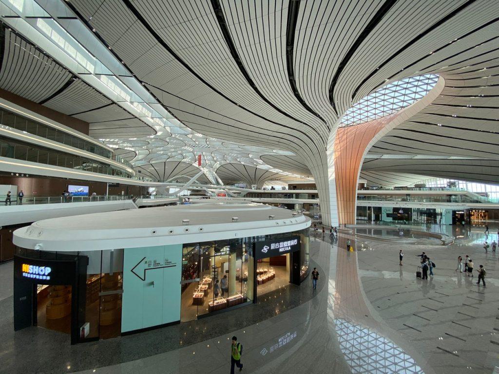 letališče Daxing v pekingu 5