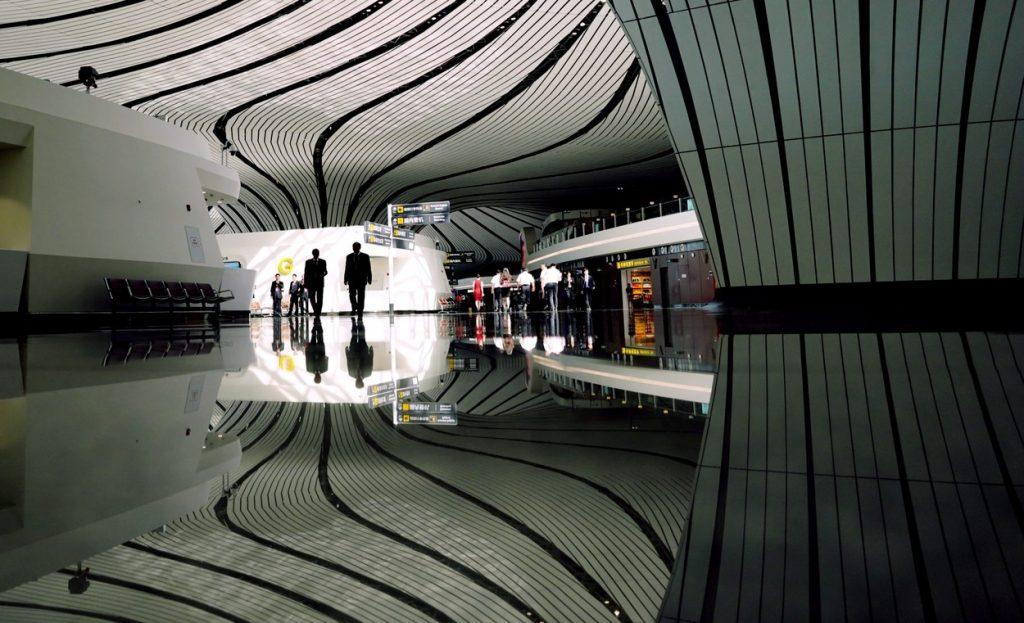 letališče Daxing v pekingu 9