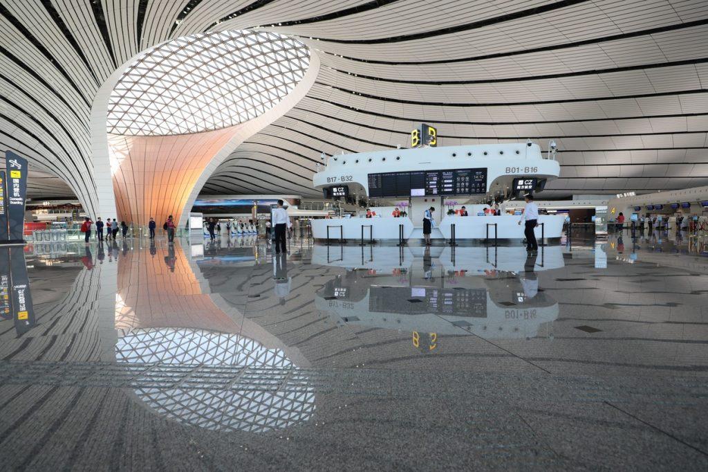 letališče Daxing v pekingu 8