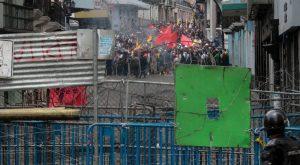 ekvador protest