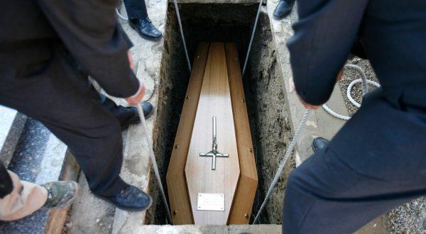 pogreb nemčija