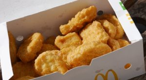 mc'donalds Chicken McNuggets