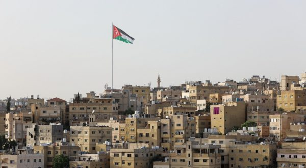 jordanija napad z nožem