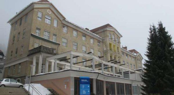 Klinika Golnik.