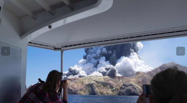 nova zelendija vulkan