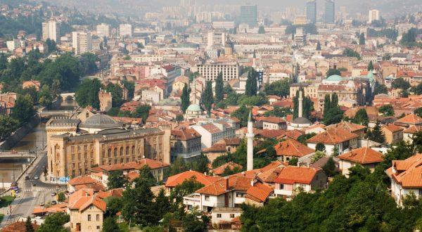 sarajevo mesto z najbolj onesnaženim zrakom