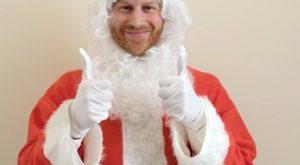 meghan markle princ harry božič