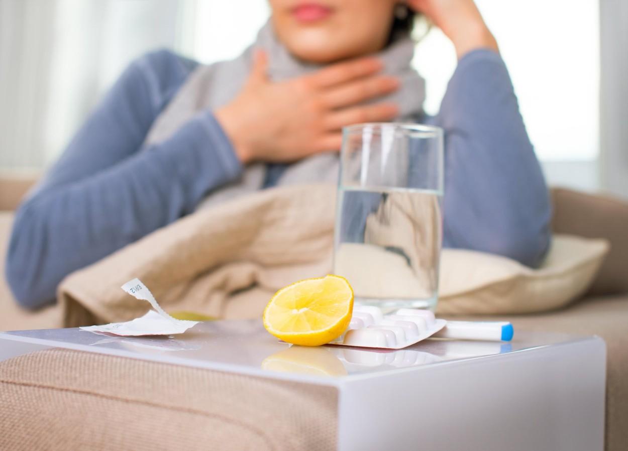 kaj ne smete jesti, ko ste bolni