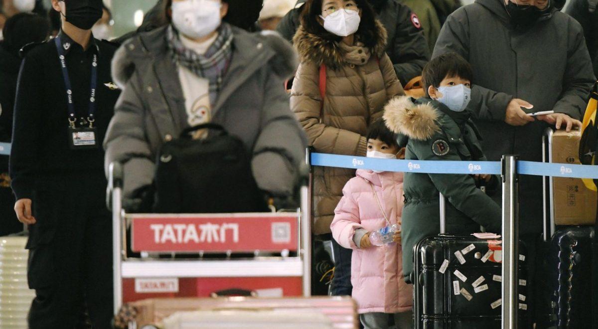 kitajska virus