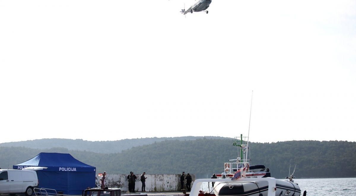 strmoglavljenje vojaškega helikopterja hrvaška