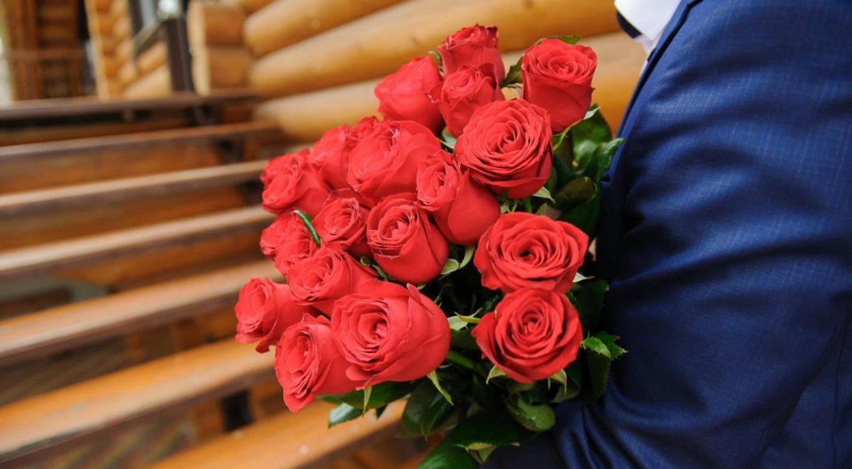 cvetje za valentinovo