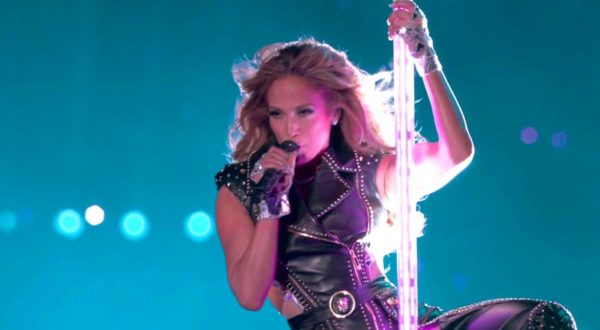 Super Bowl shakira jennifer lopez
