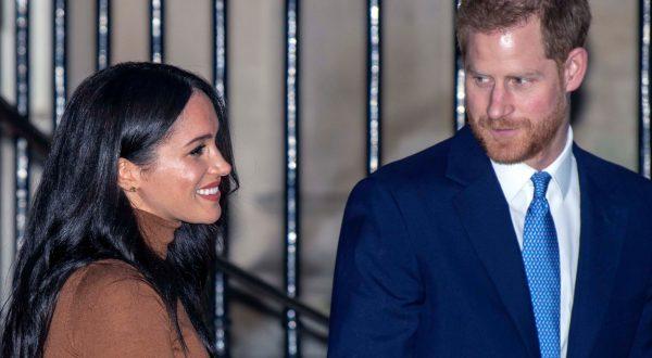 princ Harry meghan markle v kanadi
