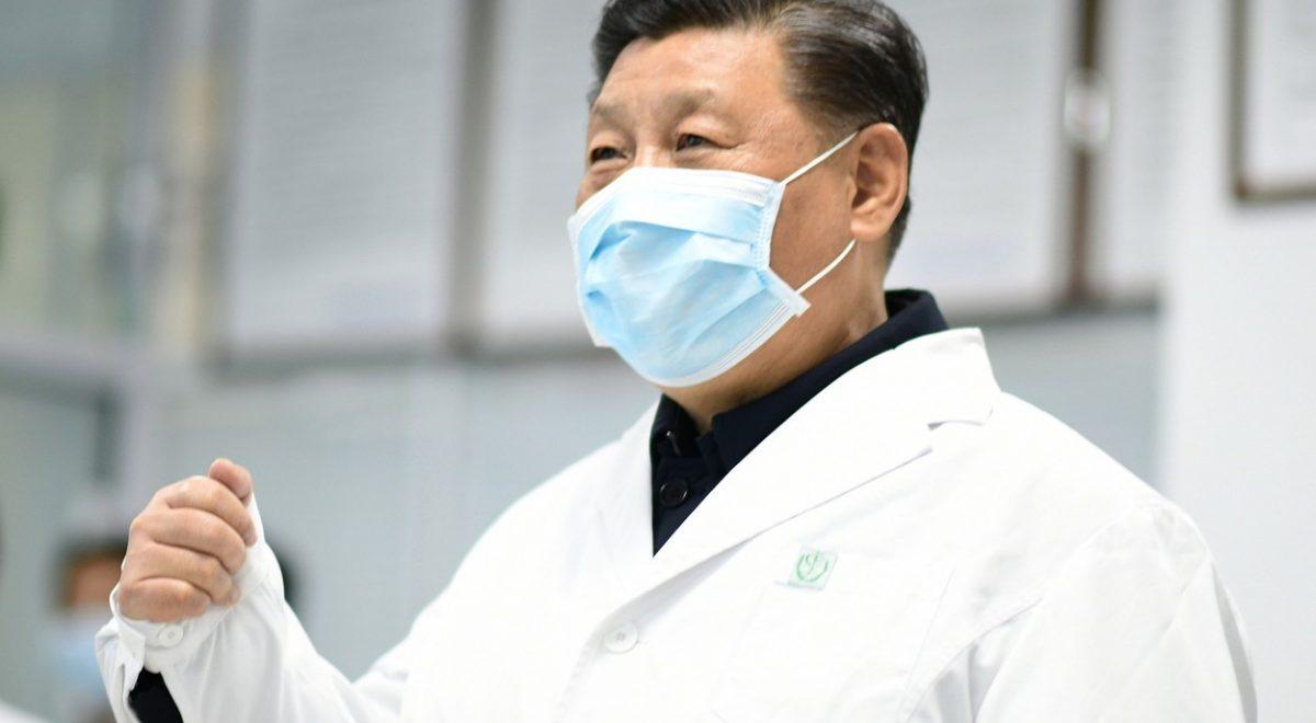 Xi Jinping koronavirus