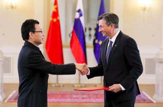 Kitajski veleposlanik v Sloveniji koronavirus
