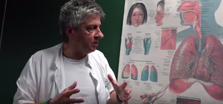 slovenski pulmolog o koronavirusu