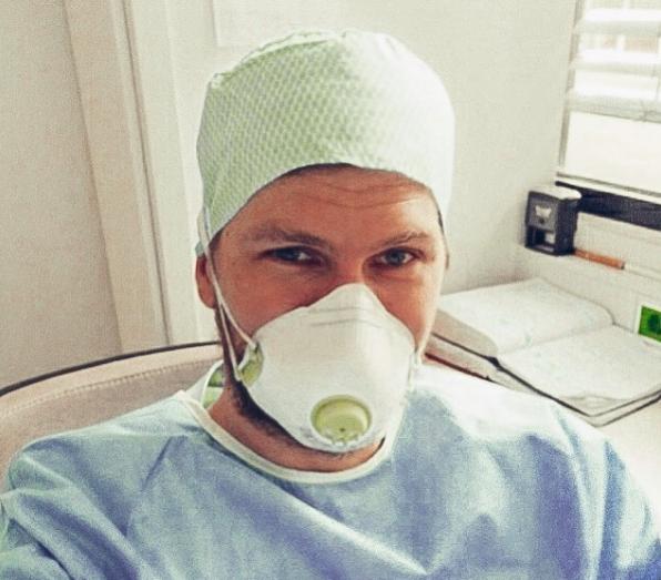slovenski zdravnik koronavirus