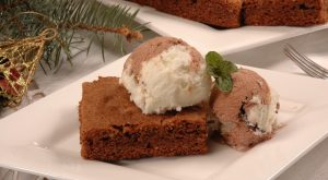 čokoladni kolač iz treh sestavin recept