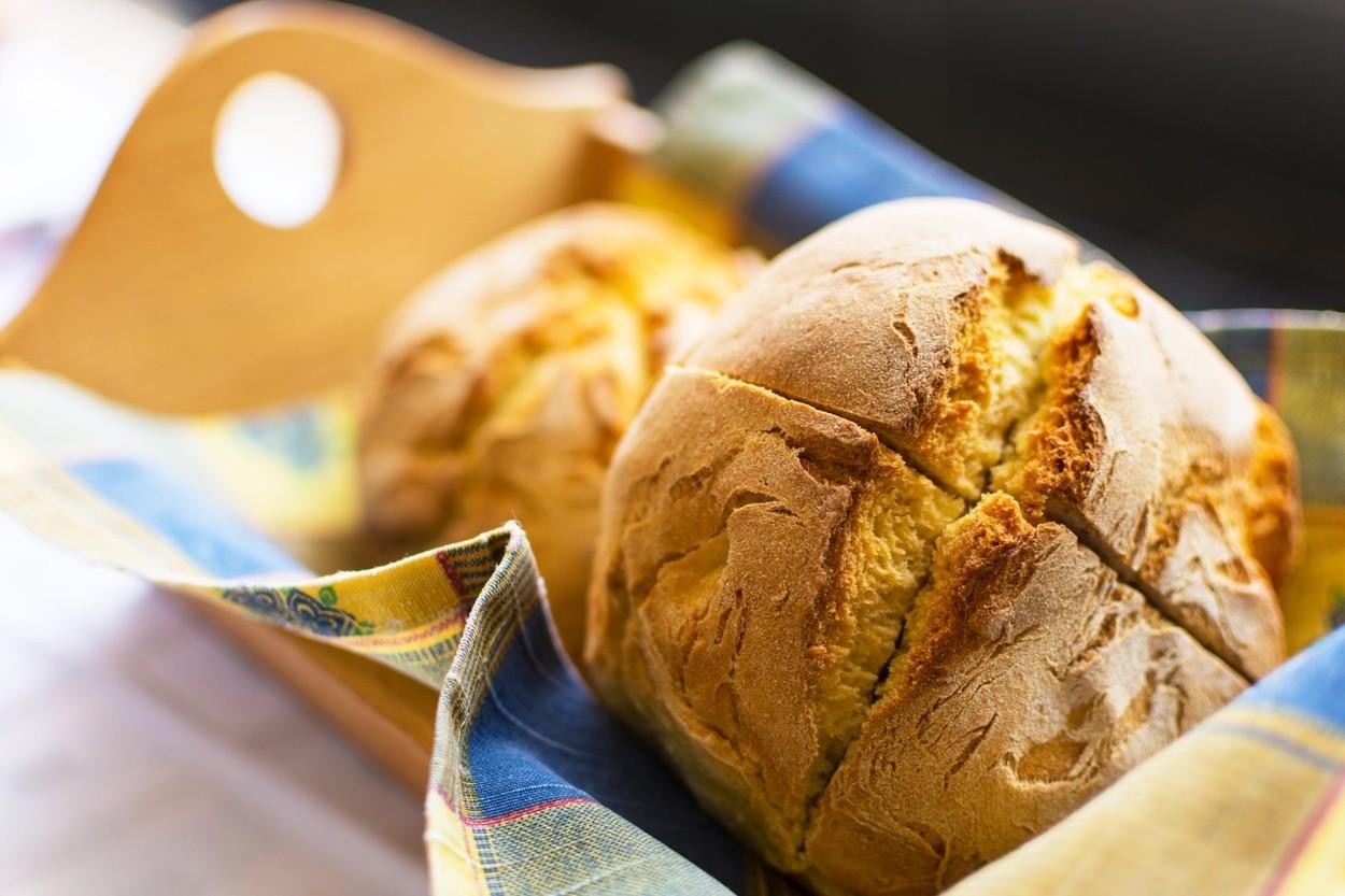 koruzni kruh brez kvasa recept