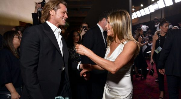 brad pitt jennifer aniston poroka