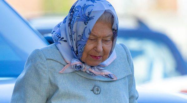britanska kraljica elizabeta archie