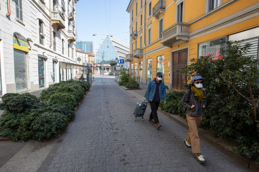 Pismo Evropi iz Italije koronavirus