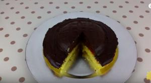 jaffa torta recept