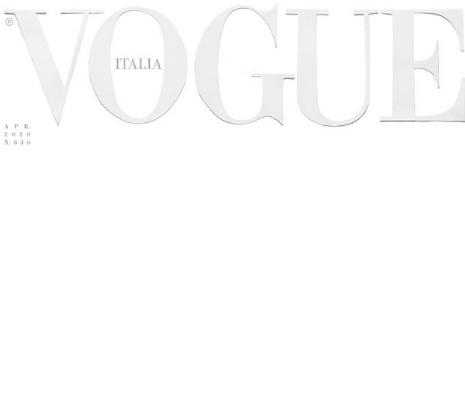 vogue italija koronavirus